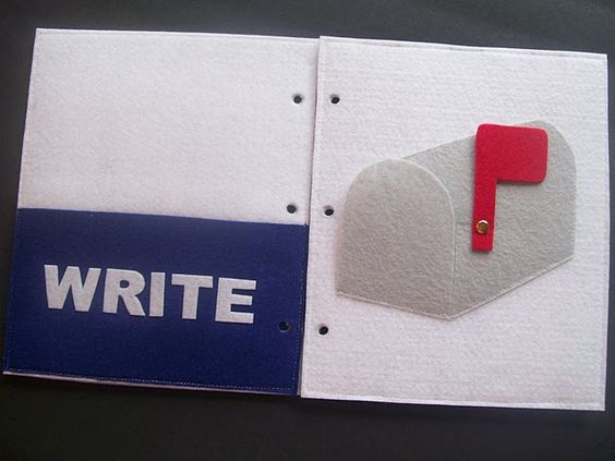 Note Pocket and mailbox