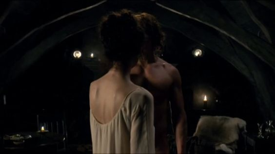Jamie, How Do You Do It? ~ Falling Through the Stones an Outlander Page Production #Outlander