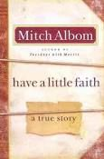 Have a Little Faith  Mitch Albom #wanttoread