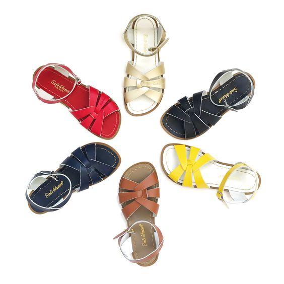 Salt Water Sandals | ROOLEE