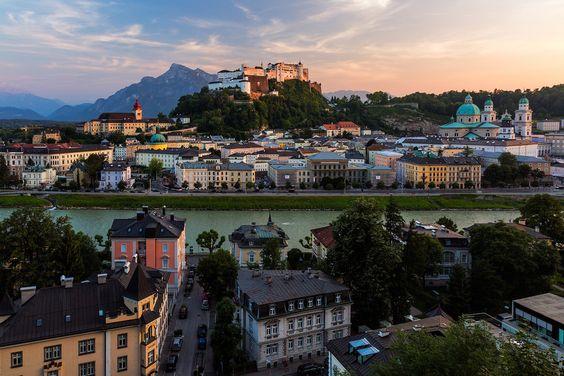 Magical City   Salzburg, Austria