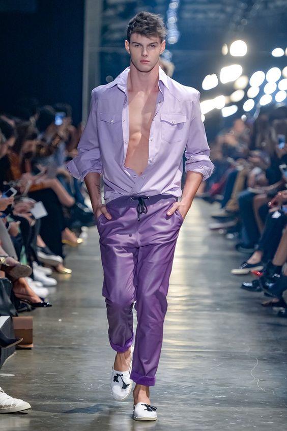 Murilo Lomas Spring Summer 2017 Primavera Verrano , Menswear Trends Tendencias Moda