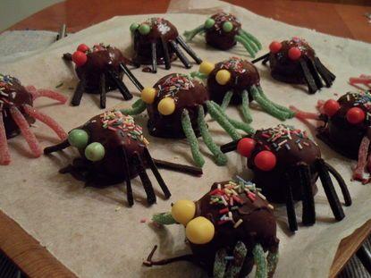 Suklaahämähäkit