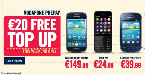 €20 free credit offer!