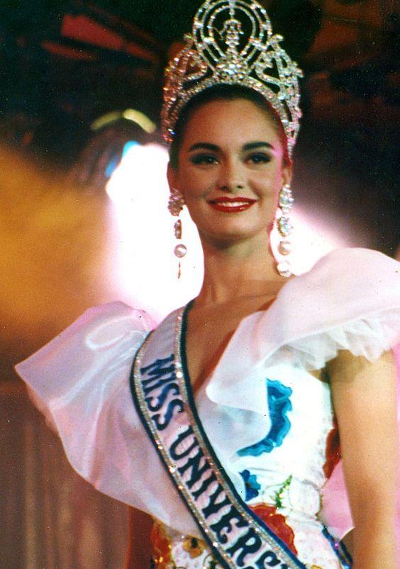 Lupita Jones – 1991, Mexico