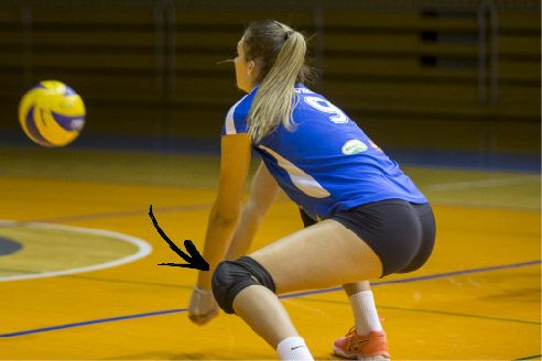 10 Best Volleyball Knee Pads For 2020 Top Brands Volleyball Knee Pads Abs Workout Volleyball