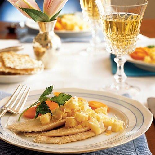 Lemon-Coconut-Almond Haroset for Passover Seder, Passover Side Dish ...