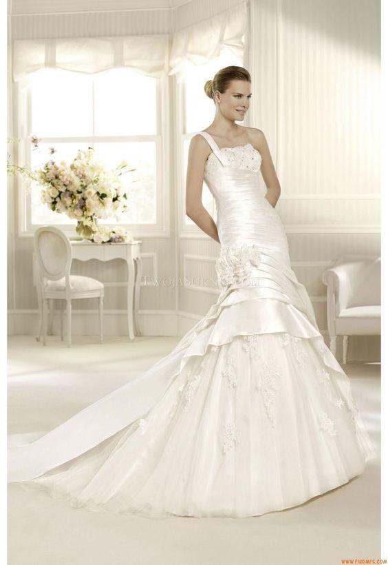 Vestidos de noiva La Sposa Marina 2013