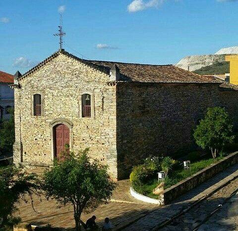 Igreja do Rosário - São Thomé das Letras - MG - Brasil
