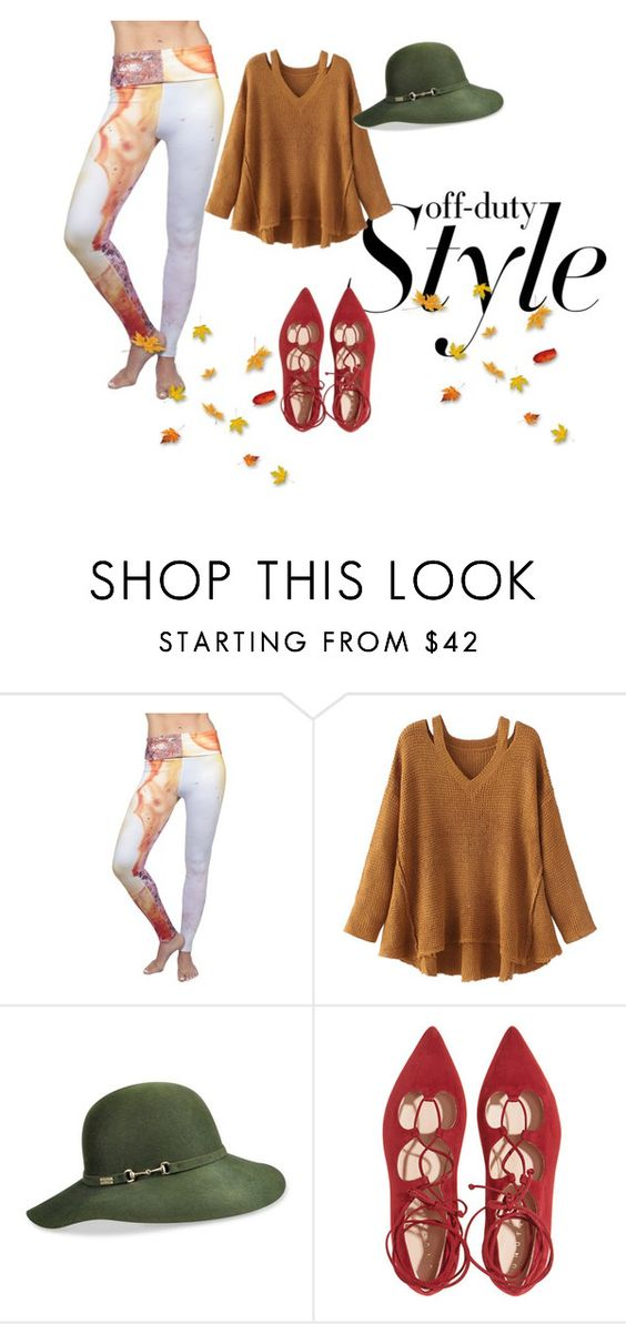 """Fall Comfort"" by confusedgirlinthecity ❤ liked on Polyvore featuring WithChic and Betmar"