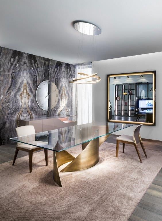 Divine Design Center And Our Team Of European Partners Furniture Pt 2 Luxury Dining Room Luxury Dining Dining Table Design