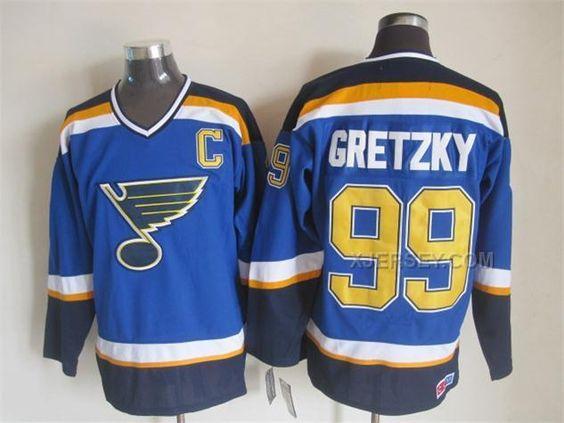 http://www.xjersey.com/blues-99-gretzky-blue-ccm-jerseys.html Only$50.00 BLUES 99 GRETZKY BLUE CCM JERSEYS #Free #Shipping!