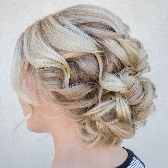 Long Blonde Wedding Hairstyles: Wedding Hairstyles, Hairstyle Ideas And Hairstyles On