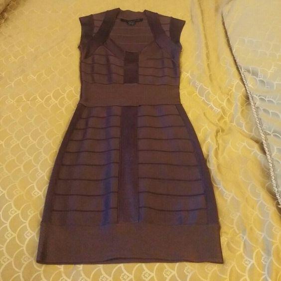 French Connection spotlight bandage dress size 4 French Connection spotlight bandage dress size 4 French Connection Dresses