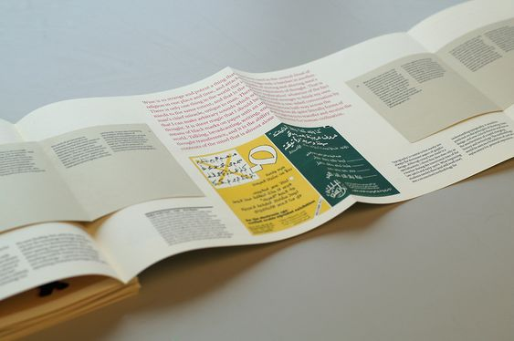 Wael Morcos This Book Illustrates Essays On Typographic Theory By El Lissitzky Beatrice Warde And Dan Friedman With Examples Context Typography Arabic Design