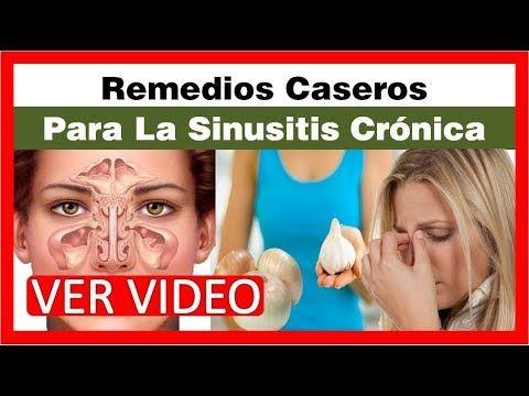 como curar la sinusitis cronica de forma natural
