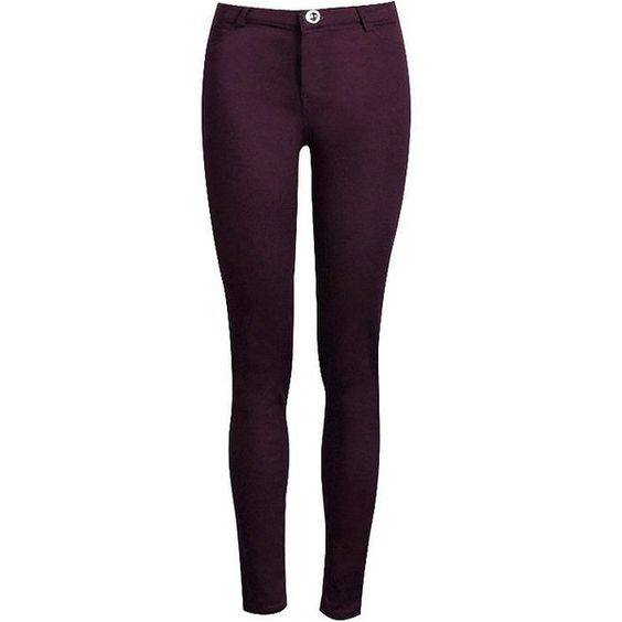 CLASSIC SUPER SKINNY JEANS ($20) ❤ liked on Polyvore