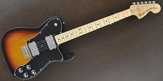 FENDER / Classic Series 72 Telecaster Deluxe 3-Color Sunburst Guitar Free Shipping! δ