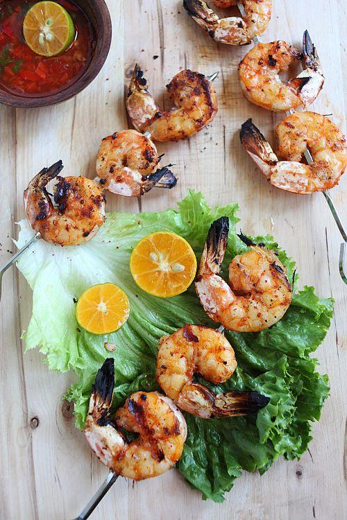 Grilled shrimp, Shrimp and Shrimp recipes on Pinterest