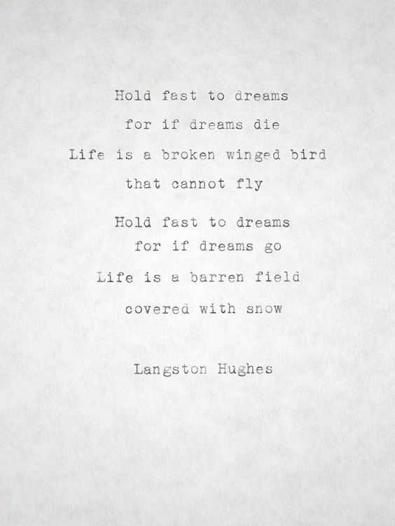 Which Langston Hughes poem will I be able to find the most criticism on?