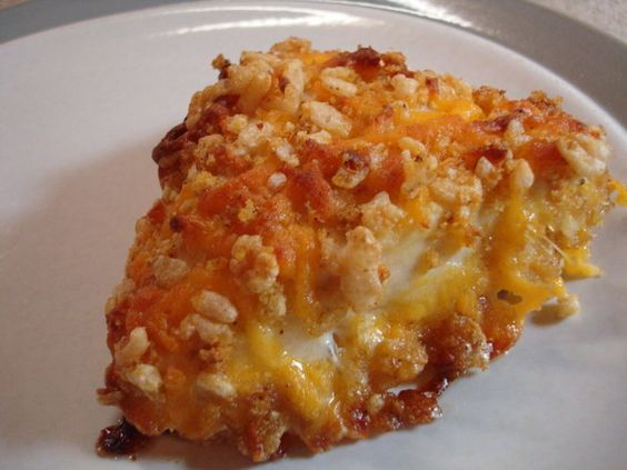 Cheddar Baked Chicken....made this for dinner the other night!! delish!