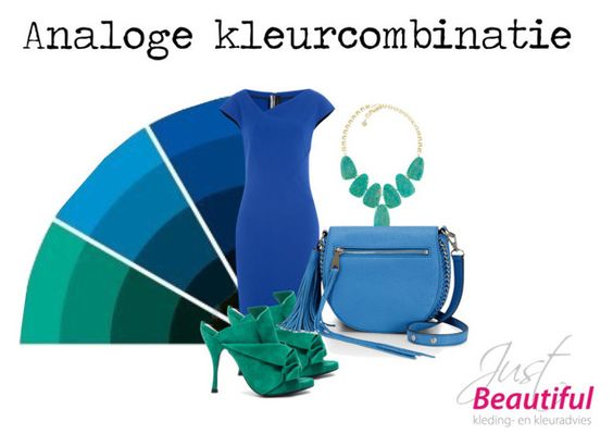 """Analoge kleurcombinatie"" by justbeautiful on Polyvore featuring mode, Roland Mouret, N°21, Kendra Scott en Rebecca Minkoff:"