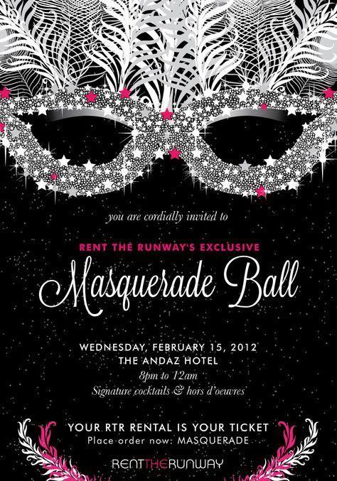 Masquerade Invitations Masquerade Wedding Invitations Masquerade Prom Invitation Masquerade Party Invitations Masquerade Invitations Sweet 16 Masquerade