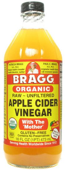 Apple Cider Vinegar is known for its digestive aid and energy-boosting properties. This vinegar can also be used as a healthful alternative to balsamic vinegar in salad dressing recipes. You can also use apple cider vinegar when baking. If your recipe calls for buttermilk, quickly curdle a cup of milk by stirring in a teaspoon of apple cider vinegar.