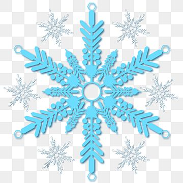Blue Snowflakes Ice Winter Clipart Png Design New Decemeber Snowflakes Png And Vector With Transparent Background For Free Download In 2020 Christmas Magic Blue Snowflakes Snowflakes