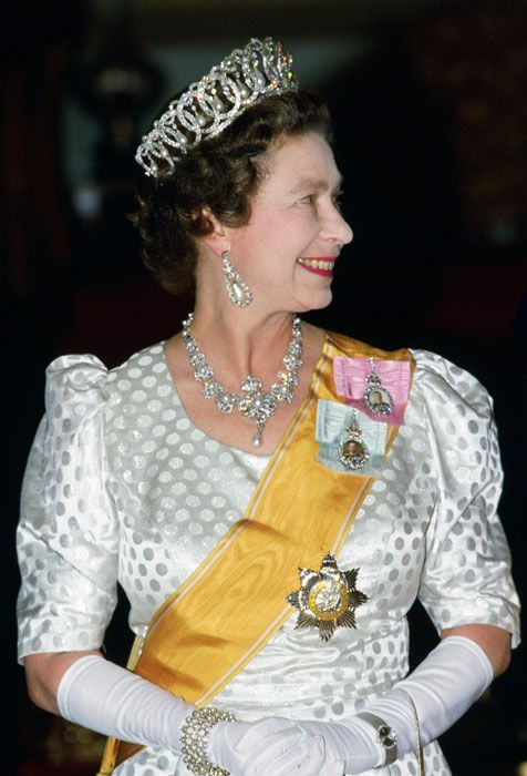 And also at a State Banquet in Nepal: Alžbeta Ii, Elizabeth Alexandra, Queen Elizabeth Ii, Royalty Queen Elizabeth, Queen Elizabeth S, Elizabeth 11, British Hm, Hm Elizabeth