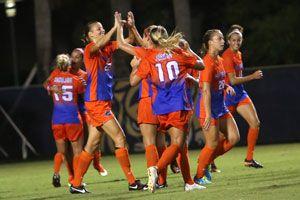 No. 8 Florida soccer wins 4-0 at FIU