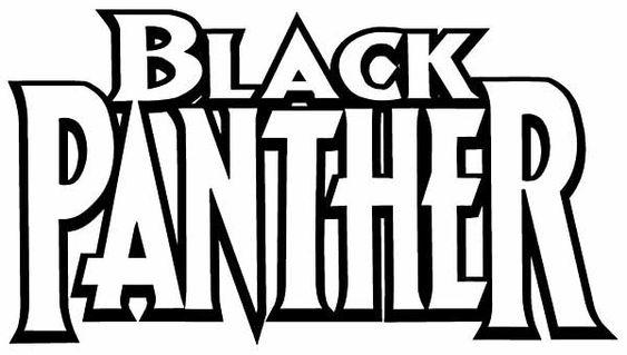 Todd Klein Gives The History Of The New Marvel Movie Logos Comicraft Black Panther Superhero Black Panther Comic Black Panther Comic Books