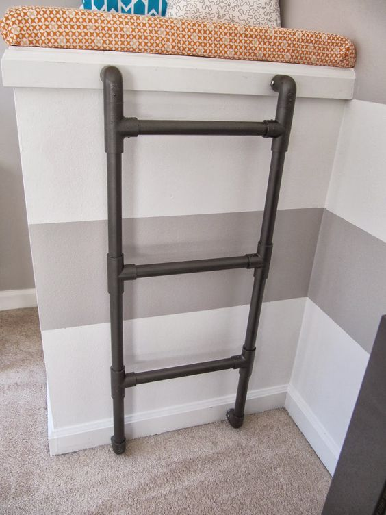 Pin By Mary Ann Jolley Pound On Playroom Stair Ladder Diy Stairs Loft Ladder