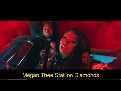 Megan Thee Stallion Normani Birds Of Prey The Album Diamonds Youtube In 2020 Stallion Album Megan