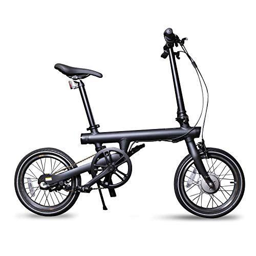Bicicleta Electrica Plegable 250w Negra Xiaomi Qicycle Folding Bike Electric Bike Folding Electric Bike
