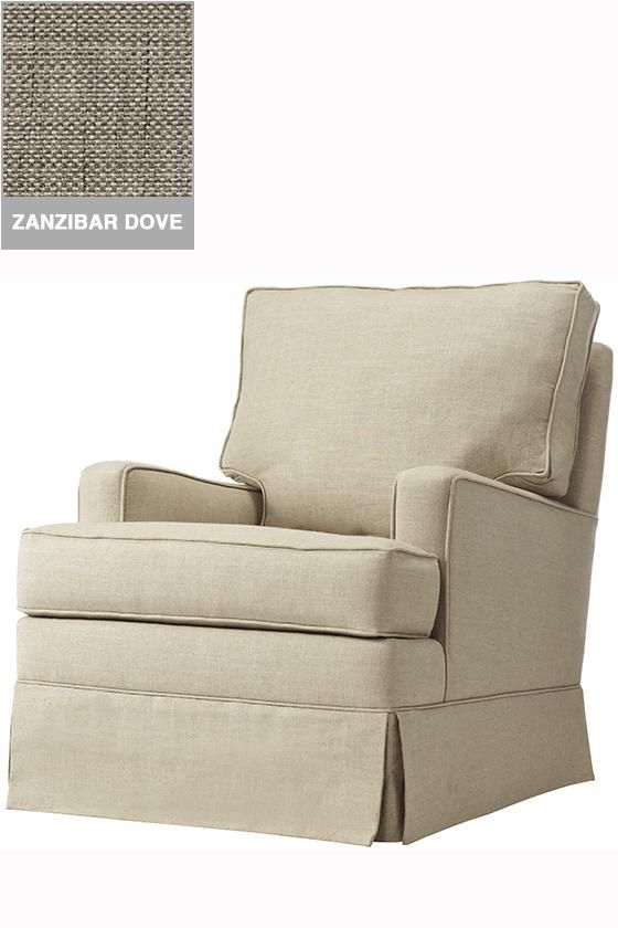 Custom Habersham Upholstered Glider Rocking Chair Glider Rocker Glider Swivel Chairs