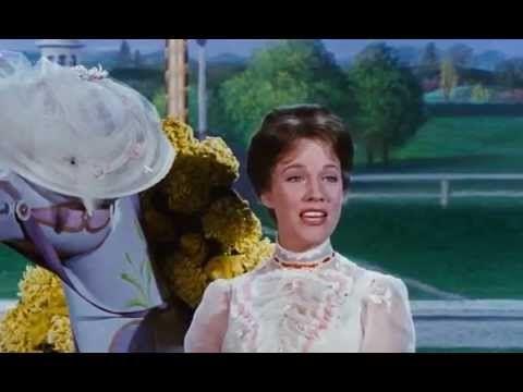 Mary Poppins - Pratiquement parfaite - YouTube