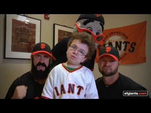 """Brian Wilson and Cody Ross are """"Dynamite"""""""