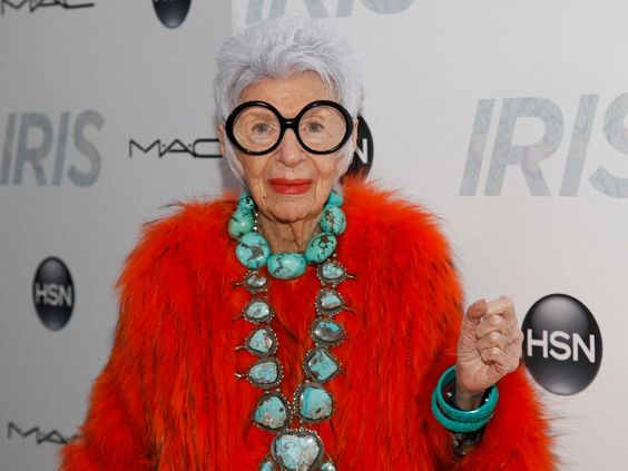 Macy's is partnering with Iris Apfel to create a collection for its private label I.N.C. brand.