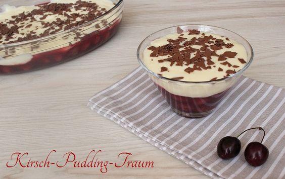 Kirsch-Pudding-Traum