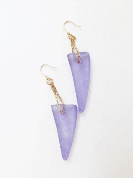 Small Sword Earrings