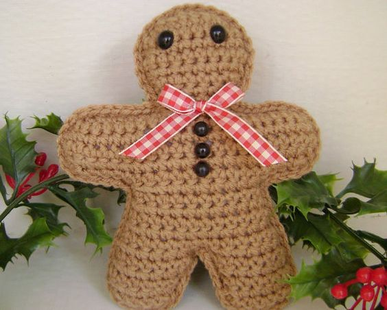 Gingerbread man, Gingerbread and Christmas decorations on Pinterest