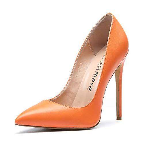 Nouveau Femmes Classique Business Casual bout pointu Escarpins Stiletto High Heels shoes