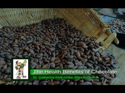 The Health Benefits of Chocolate ...