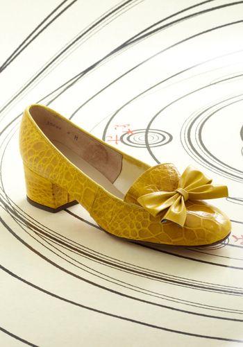 Vintage Reserve Marisol Heel, #ModCloth