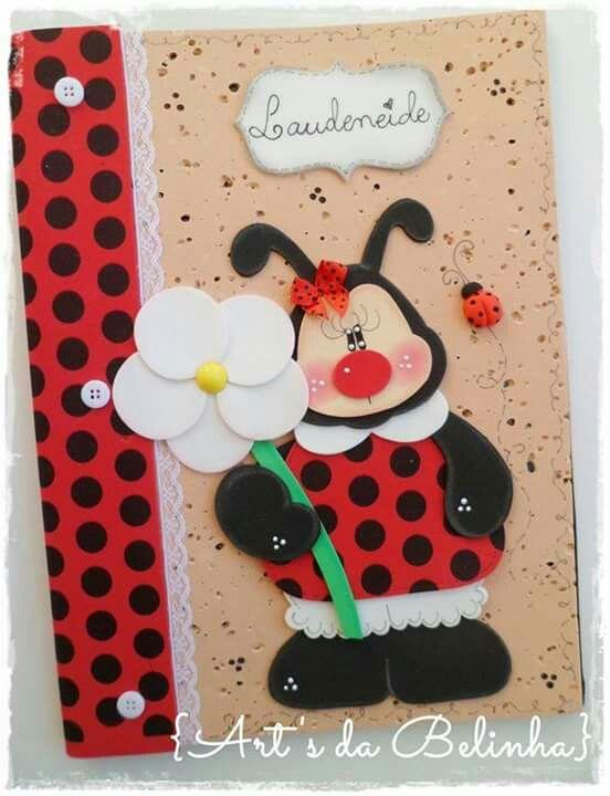 Cuaderno mariquita