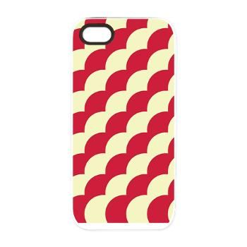 Ginger Pattern iPhone 5/5S Tough Case