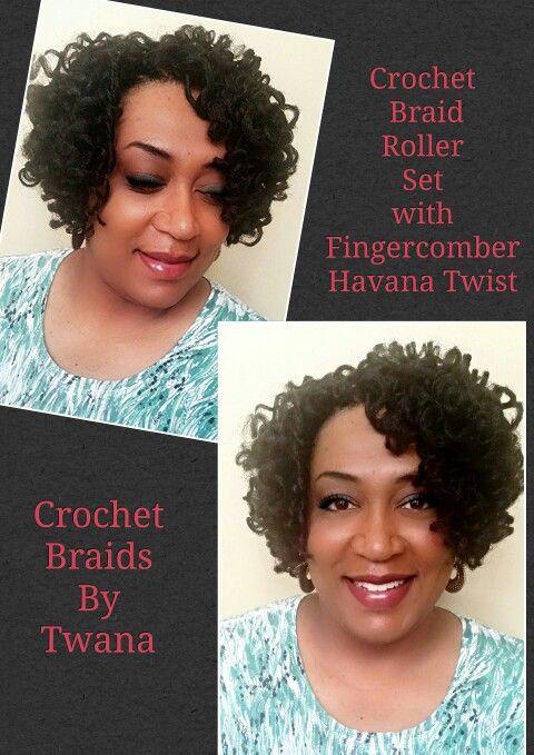 Crochet Braids Roller Set : ... twist braids braids roller set crochet braids crochet rollers havana
