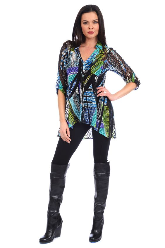 Bold prints for Fall