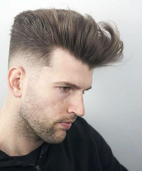 33 Of The In Style Men Hairstyles 2019 To Get A Super Stylish Look This Year Hair And Comb Haircuts For Men Mens Hairstyles Short Hair Styles